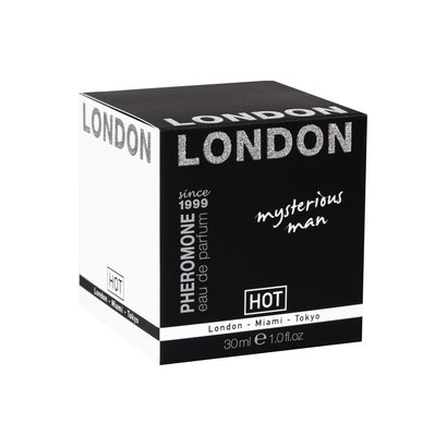 FEROMONI HOT  LONDON UOMO 30 ML