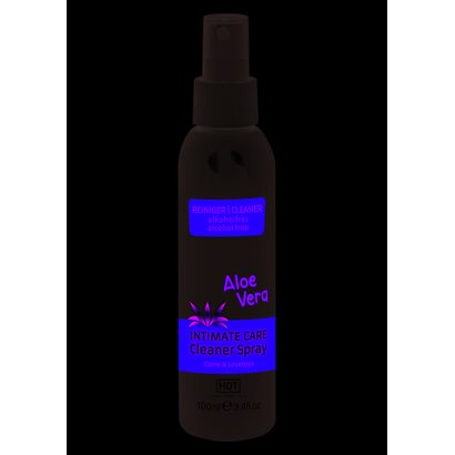 HOT INTIMATE CARE  CLEANER SPRAY