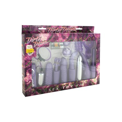 DIRTY DOZEN SEX TOY KIT VIOLA