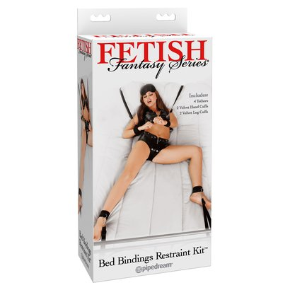 SET BDSM FF BED BINDINGS RESTAINT