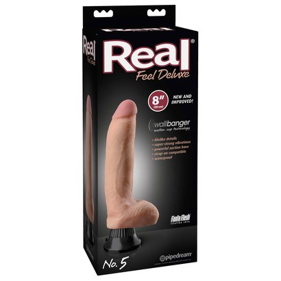 FALLO REALISTICO REAL FEEL DELUXE 5 FLESH