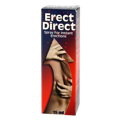 Erect Direct Spray 15ml