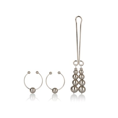 MORSETTO CAPEZZOLO & CLITORAL  BODY JEWELRY