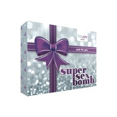 SET DI REGALO SUPER SEX BOMB VIOLA
