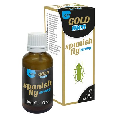 ERO SPANISH FLY UOMO GOLD STRONG 30 ML